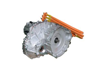 前置前驱混合动力8挡自动变速器(混动8HT)