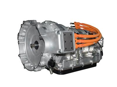 纵置后驱8挡自动变速器(纵置8AT)